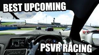 PSVR - Best Upcoming Big PSVR Racing Game! ( Gran Turismo Sport PSVR )