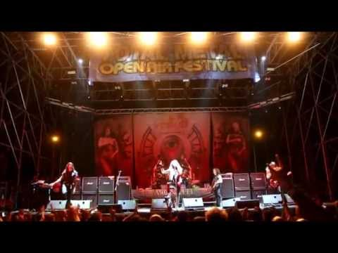 MOONSPELL - Opium HD-STEREO (live @ TOTAL METAL FESTIVAL 2014 - ITALY) mp3