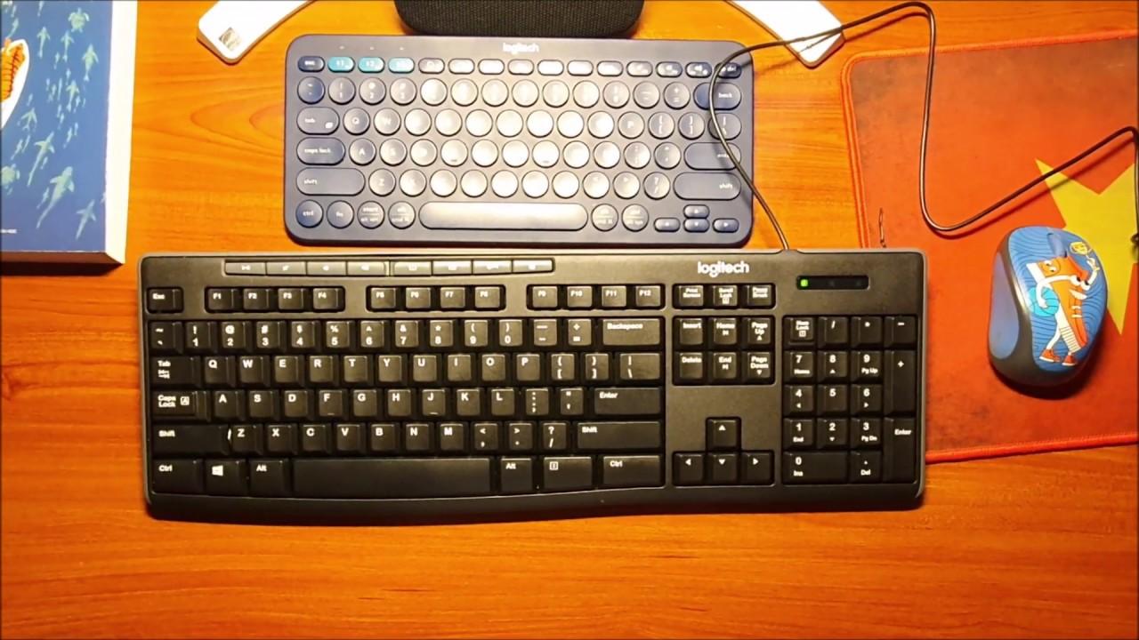 Bàn phím Logitech K200 – Bàn phím giá rẻ