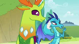 Ember & Thorax give each other advice