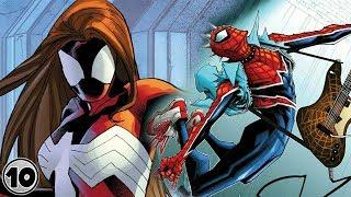 Top 10 Alternate Versions of Spider-man Part 4
