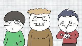 Школьные хулиганы (Анимация)