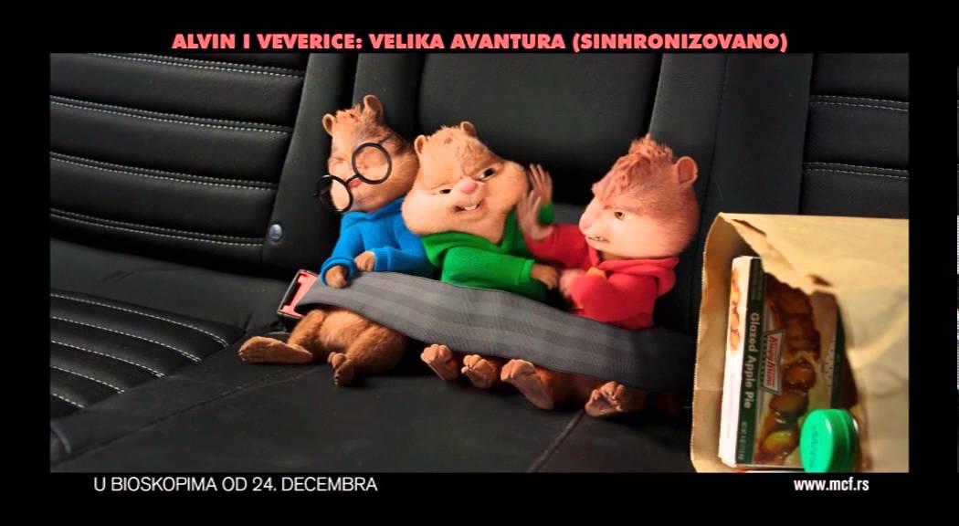 alvin i vjeverice sretan rođendan Alvin i Veverice: Velika avantura   YouTube alvin i vjeverice sretan rođendan