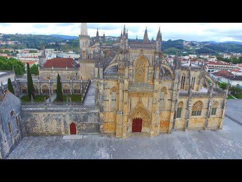 Mosteiro da Batalha, UHD (Ultra Alta Definição)