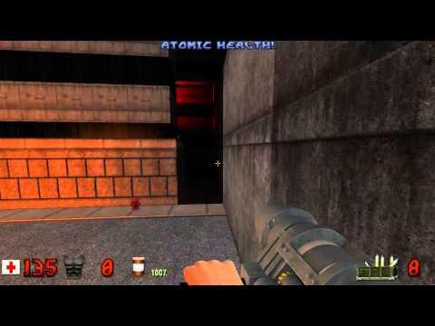 Duke Nukem 3D with HRP |