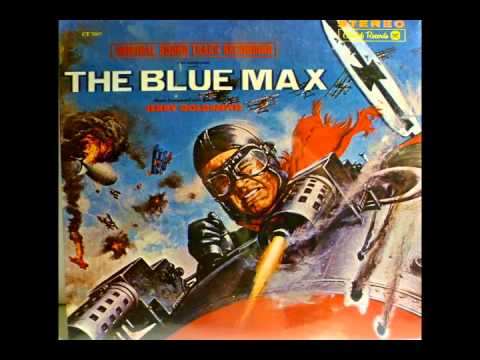 The Blue Max Soundtrack - The Attack - Jerry Goldsmith - 1966