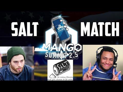 GO BACK TO FALCO: Westballz VS Moon Salt Match(Summit 2.5)