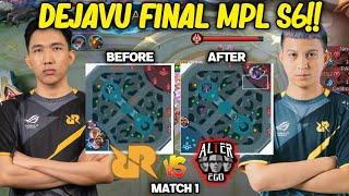 Nobar W Lemon James Dejavu Final Mpl S6 Epic Comeback Kesekian Kalinya Rrq Vs Ae Match 1
