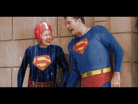 I LOVE LUCY ENCONTRA SUPERMAN - TRECHO LEGENDADO