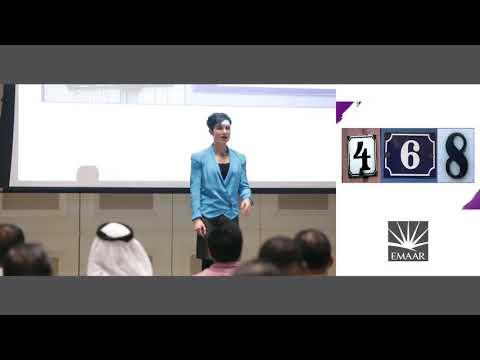 EMAAR Dubai Energy Escalators - Rest and Restore
