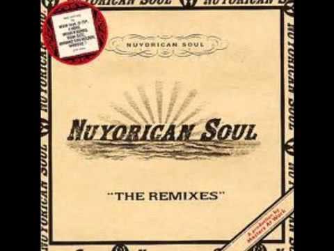 Nuyorican Soul: I Am The Black Gold Of The Sun