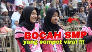Grand final SI BOCAH SMP AJAIB LIONG KECIL yang sempet viral sejak sd ft SENIOR vs astrajingga