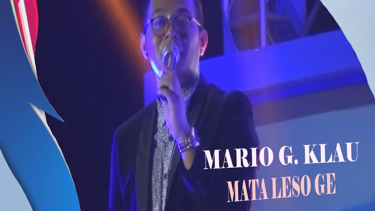 Mario G Klau Mata Leso Ge Youtube