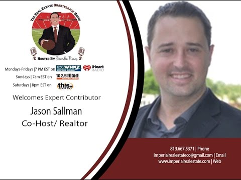 THE REAL ESTATE QUARTERBACK SHOW w/ Scott Alvarez , James Lascano, James Sallman 08 15 2015