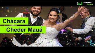 Casamento D&A | Chácara Cheder Mauá | Compacta Eventos