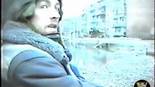 (Уникальные кадры!) СОБР в Грозном, Чечня 1996г.    5 часть (Бой).
