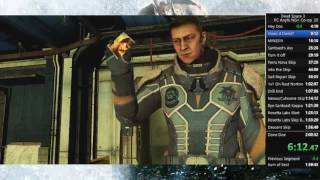 Dead Space 3 NG+ Any% Co-op PC Speedrun 1:59:22