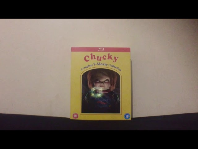 Chucky: 7 Movie Blu-Ray Collection Review