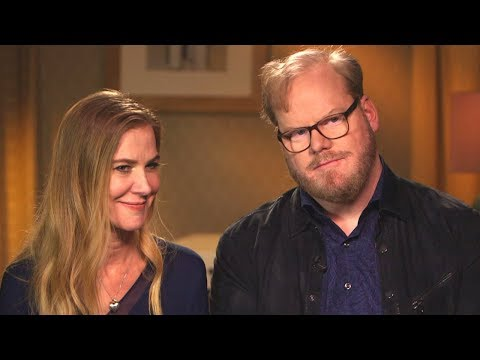 Jim Gaffigan's Wife Jeannie Heals Through Laughter Following Tumor Scare