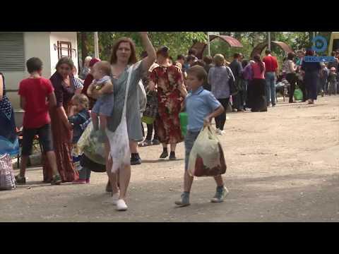 В Кузнецке детям из малообеспеченных семей помогли собраться в школу