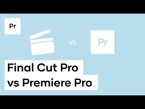 Final Cut Pro vs Premiere Pro: Which is the Better Video Editor?