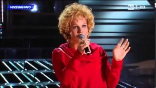"""Valerio Scanu interpreta Ornella Vanoni """"Una ragione di più"""" - Tale e Quale Show 07/11/2014"""