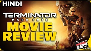 TERMINATOR DARK FATE : Movie Review [Explained In Hindi]