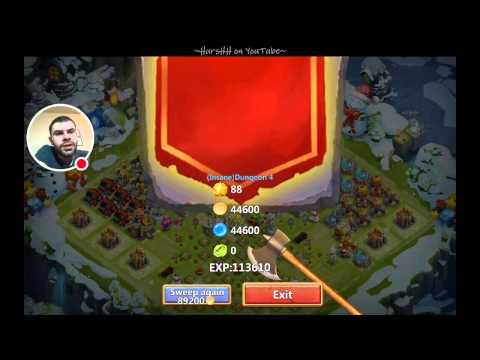 Castle Clash: Power Shard Farming Live Stream