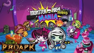 Monster High Minis Mania Gameplay iOS / Android
