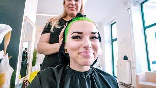 Ich färbe meine Haare grün! 😱