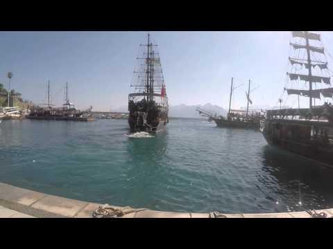 Trip to Antalya Turkey 2015