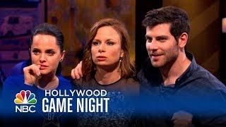 David Giuntoli, Mena Suvari, & More Take the Hint - Hollywood Game Night