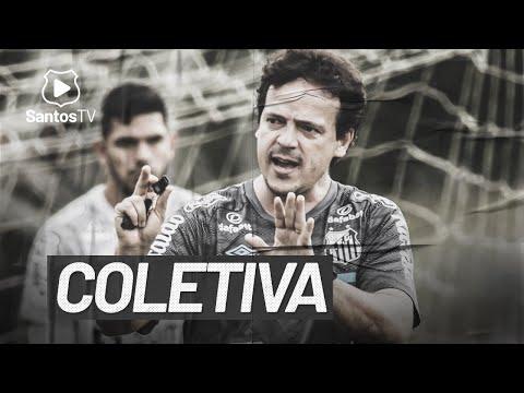 FERNANDO DINIZ | COLETIVA (18/07/21)
