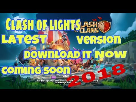 clash of lights hack version download 2018