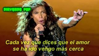 Aerosmith- Closer- (Subtitulada en Español)