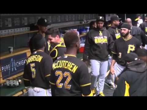 Pittsburgh Pirates - Dugout Dancing