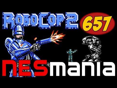 657/714 RoboCop 2 - NESMania