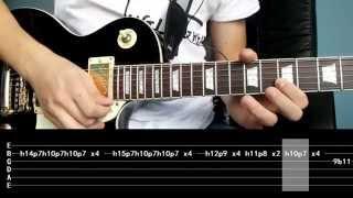 Jak Zagra Solo 5 Crazy Train - Ozzy Osbourne.mp3