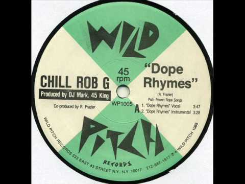 Chill Rob G - Wild Pitch (Wild Pitch 1988)