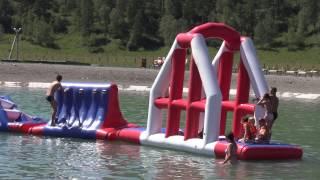 видео Алтай: отдых летом с детьми
