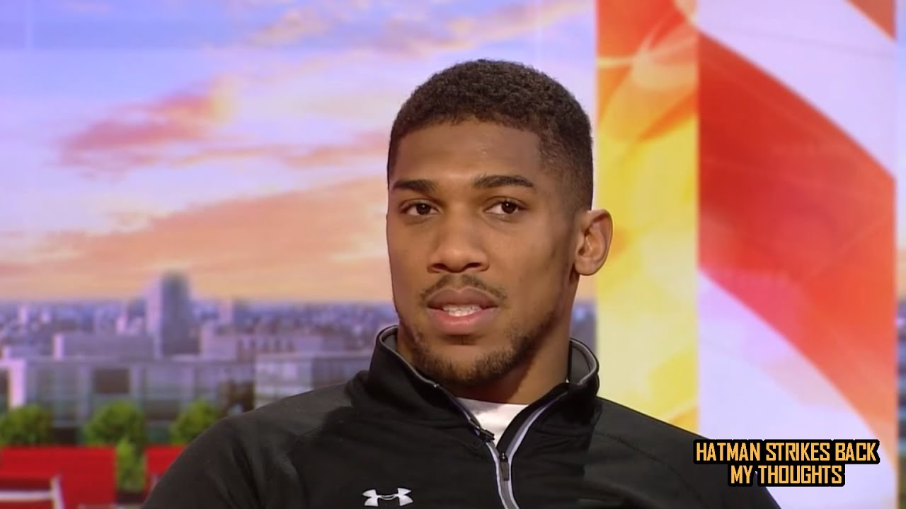 Anthony Joshua wants 10 more years, says Hearn after Klitschko fight