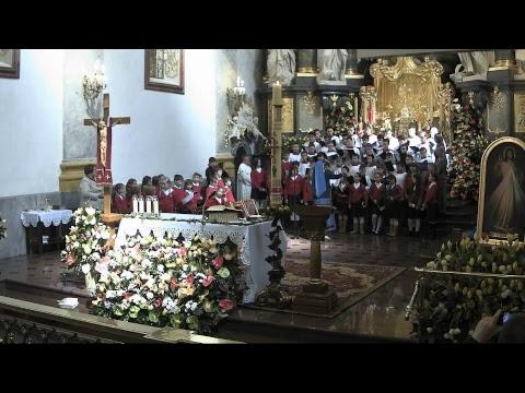 Msza święta Bazylika Jasnogórska 13:00 23.04.2017 - Jasnogórska Szkoła Muzyczna