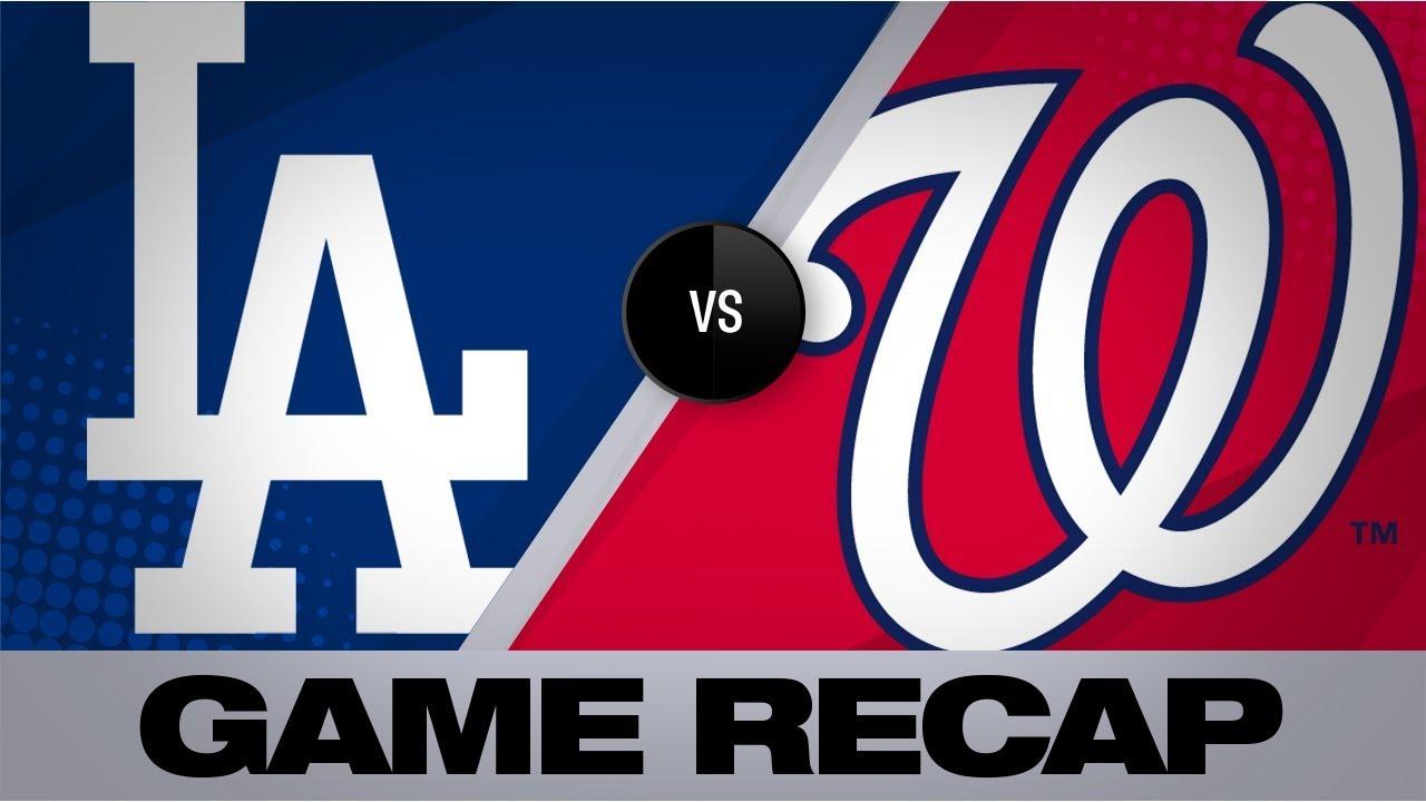 Nationals vs. Dodgers score: MLB playoffs live updates, NLDS Game 5 highlights, full coverage