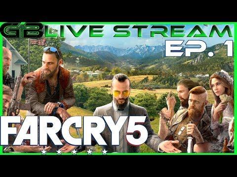 Far Cry 5 (Ep1)