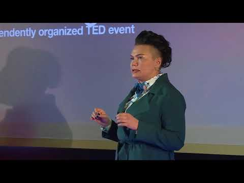 Provinces. Live here and now?   Yuri Puzanov Natalia Popova   TEDxGagarinaSt