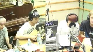 130813 Sukira - Chen Short Live + Kyungsoo Nothing on You