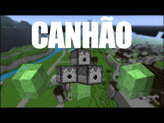 [Minecraft] Metralhadora de flechas com bloco de \