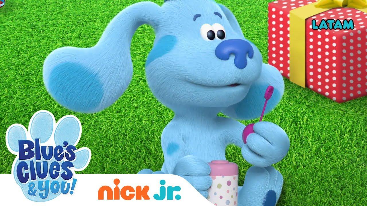 Los Amigos de Fieltro necesitan disfraces nuevos   Blue's Clues & You!