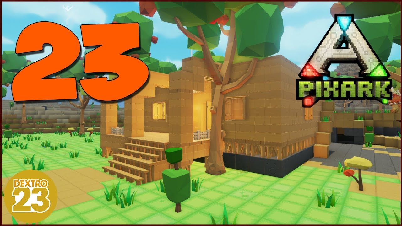 Pixark Haus Bauen Wood Baby 23 Let S Play Gameplay