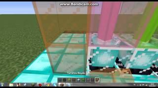 Minecraft Renkli Fener Işığı Yapımı
